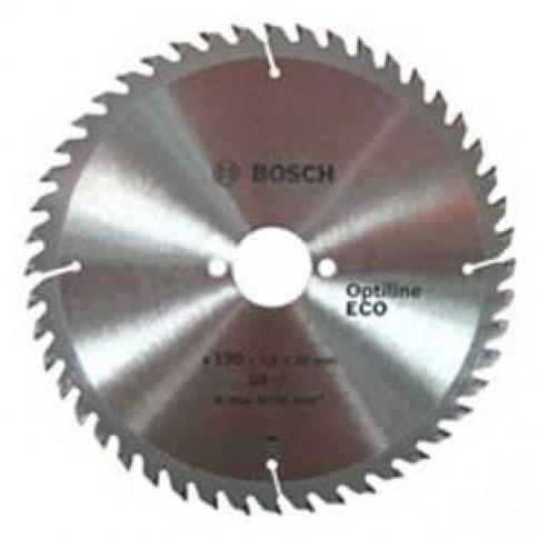 Диск пильный 190х30 мм 24 зуба BOSCH OPTILINE ECO