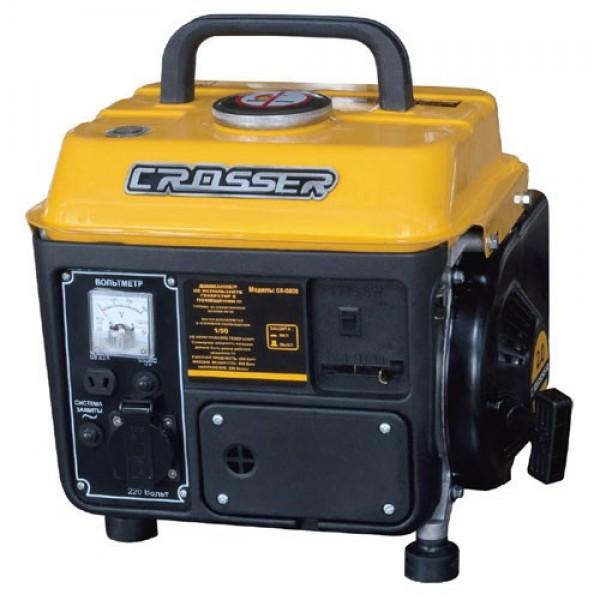 Бензогенератор CROSSER CR-G800