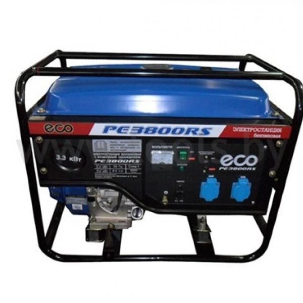 Бензогенератор ECO PE 3800 RS