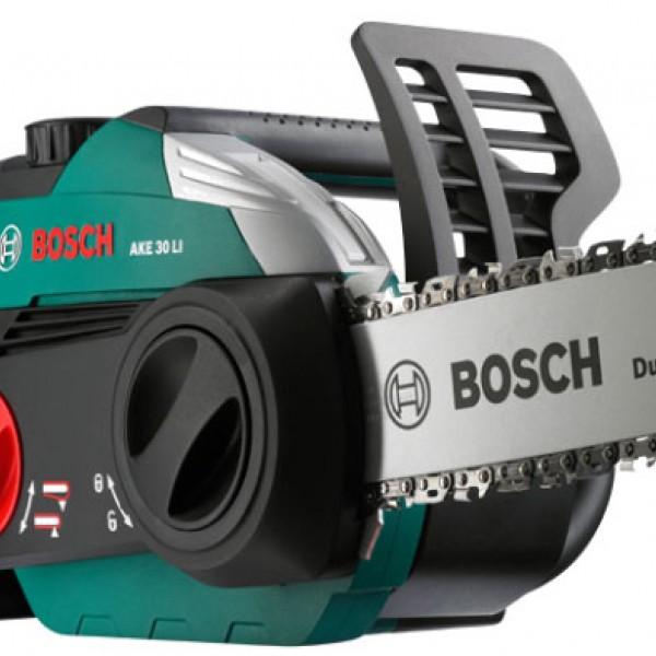 Электропила цепная Bosch AKE 30 S