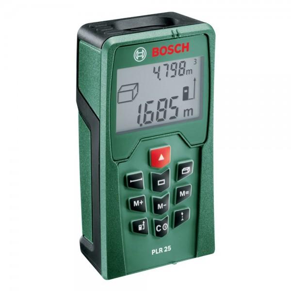 Дальномер лазерный Bosch PLR 25